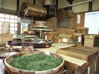 お茶の工場